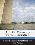 AR 525-29: Army Force Generation