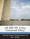 AR 600-20: Army Command Policy