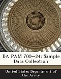Da Pam 700-24: Sample Data Collection