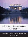 AR 25-2: Information Assurance