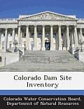 Colorado Dam Site Inventory