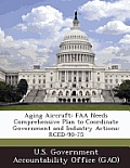 Aging Aircraft: FAA Needs Comprehensive Plan to Coordinate Government and Industry Actions: Rced-90-75