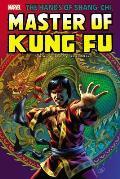 Shang Chi Master of Kung Fu Omnibus Volume 2