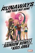 Runaways Volume 01 Find Your Way Home