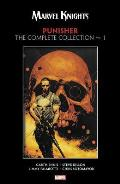 Marvel Knights Punisher by Garth Ennis The Complete Collection
