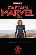 Marvels Captain Marvel Prelude