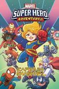 Marvel Super Hero Adventures Captain Marvel