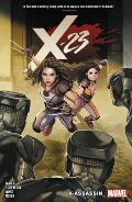 X 23 Volume 2 X Assassin