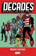 Decades Marvel in the 80s Awesome Evolutions