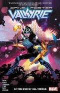 Valkyrie Jane Foster Volume 2 At the End of All Things