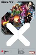 Dawn of X Volume 1