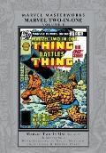 Marvel Masterworks: Marvel Two-In-One Vol. 5