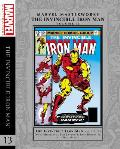 Marvel Masterworks: The Invincible Iron Man Vol. 13 Hc