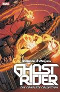 Ghost Rider Robbie Reyes The Complete Collection