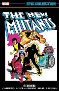 New Mutants Epic Collection Renewal