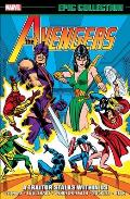 Avengers Epic Collection A Traitor Stalks Within Us