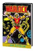 Warlock by Jim Starlin Gallery Edition