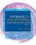 Probability & STATS Engineering & Sciences