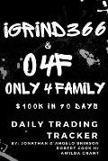 O4F - $100k in 90 Days Trading Tracker: Tracking Pairs traded in the Foreign Exchange Market
