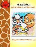 The Amalaganimals: Different Like Me