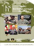 USAWC- Key Strategic Issues List 2014-2015