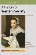 History Of Western Society Value Edition Volume 1