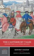 Canterbury Tales Seventeen Tales & The General Prologue