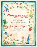 Menus A Book for Your Meals & Memories