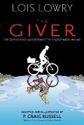 Giver Graphic Novel