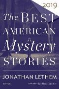 The Best American Mystery Stories: 2019