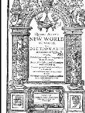 Florio's Italian English Dictionary of 1611
