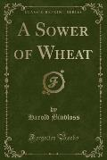 A Sower of Wheat (Classic Reprint)