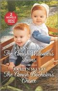 The Amish Widower's Twins and the Amish Bachelor's Choice: A 2-In-1 Collection