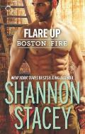 Flare Up: A Firefighter Romance