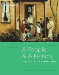 People & A Nation Volume Ii Since 1865