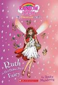 Ruth the Red Riding Hood Fairy (Storybook Fairies #4), Volume 4: A Rainbow Magic Book