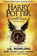 Harry Potter and the Cursed Child, Parts One & Two, Special Rehearsal Edition Script