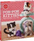 Pom Pom Kitties Make Your Own Cute Cats