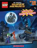 Lego DC Comics Super Heroes Enter the Dark Knight with Minifigure