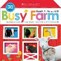 Touch Slide & Lift Busy Farm Scholastic Early Learners