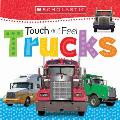Touch & Feel Trucks Scholastic Early Learners