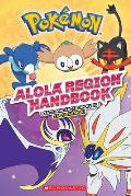 Alola Region Handbook Pokemon