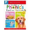 Very First Phonics Pre-K Wipe-Clean Workbook: Scholastic Early Learners (Wipe-Clean Workbook)