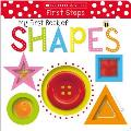 My First Book of Shapes: Scholastic Early Learners (My First)