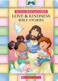 My First Read & Learn Love & Kindness Bible Stories