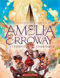 Amelia Erroway Castaway Commander Graphic Novel