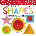 My First Book of Shapes / Mi Primer Libro de Figuras: Scholastic Early Learners (Bilingual)