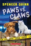 Paws vs. Claws: (an Arthur and Queenie Mystery)