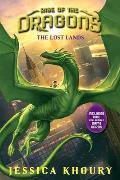The Lost Lands (Rise of the Dragons, Book 2), Volume 2
