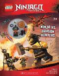 Ninja Vs Dragon Hunters Lego Ninjago